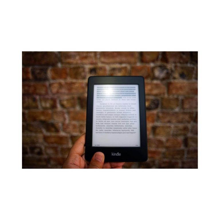 Kindle ebook creation